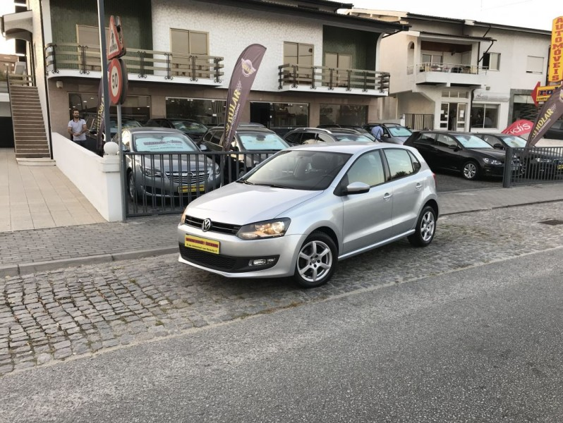 VW Polo 1.6 Tdi 90cv Bluemotion ConfortLine Nacional