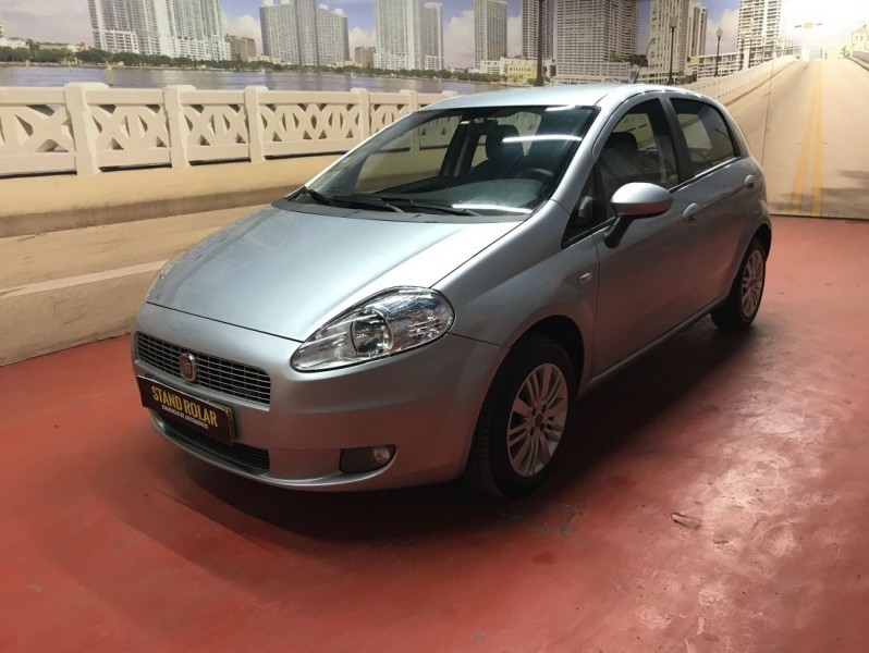 Fiat Grand Punto 1.3 Multijet 75cv Dynamic Nacional full